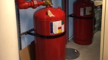 Gas/Mechanical Suppression
